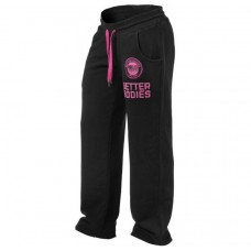 Better Bodies Shaped Sweatpant, Black