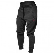 Better Bodies Jogger Sweat Pants, Antracite Melange