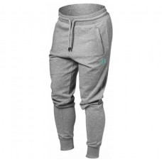 Better Bodies Jogger Sweat Pants, Grey Melange