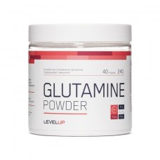 Level Up Glutamine Powder