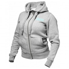 Better Bodies Soft Hoodie, Grey Melange