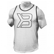 Better Bodies  Jersey Tank, White