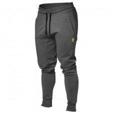 Better Bodies Tapered Joggers, Antracite Melange