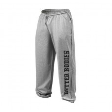 Better Bodies Gym Pant, Greymelange