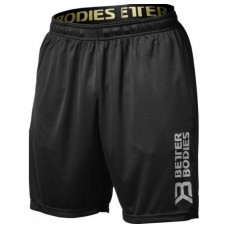 Better Bodies Loose Function Shorts, Black