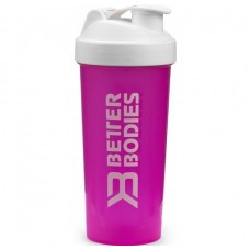 Better Bodies Fitness Shaker, Hot Pink