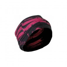 Better Bodies Head Wrap, Black/Pink