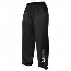 Better Bodies Mens Mesh Pant, Black