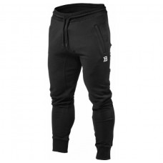 Better Bodies Tapered Joggers, Black