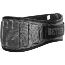 Better Bodies Pro Lifting Belt, Gray