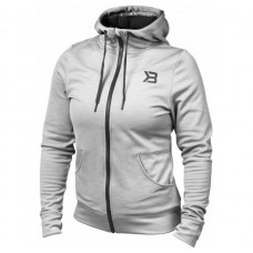 Better Bodies Performance Hoodie, Greymelange