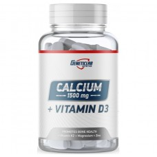 Geneticlab Nutrition  Calcium+D3