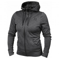 Better Bodies Performance Hoodie, Antracite Melange
