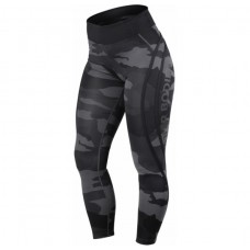 Better Bodies Camo High Tights, Dark Camo