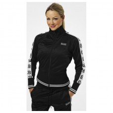 Better Bodies Trinity Track Jacket, Black