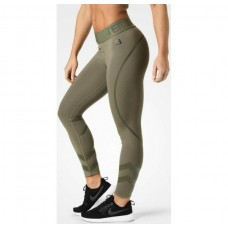 Better Bodies Chelsea tights, Wash green