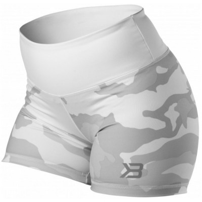Better Bodies Chelsea Hotpant, White Camo
