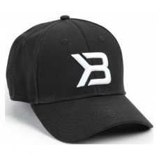 Better Bodies Baseball Cap, Black