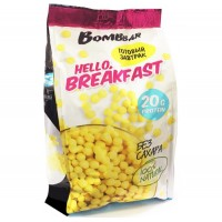 Bombbar Breakfast