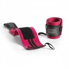 Better Bodies Womens Wrist Wraps, Red