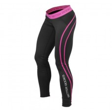 Better Bodies Athlete Tights, Black/Pink