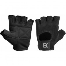 Better Bodies Basic Gym Gloves, Black