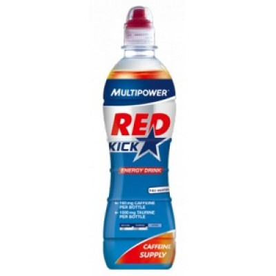 Multipower Red Kick drink