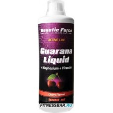 Genetic Force Guarana Liquid