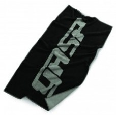 GASP Towel, Black