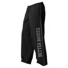 Better Bodies Gym Pant, Black