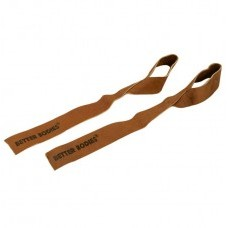 Better Bodies Leather Straps, Brown
