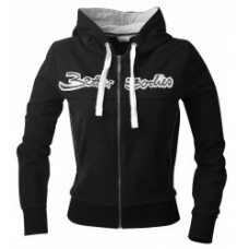 Better Bodies Soft Hoodie, Black/Black