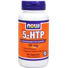 NOW Foods 5-HTP 50 mg