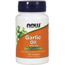NOW Foods Garlic Oil 1500 mg 3x