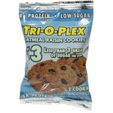 Chef Jay's Tri-O-Plex Cookies Low Sugar