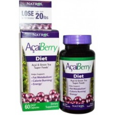 Natrol AcaiBerry Diet 500 mg