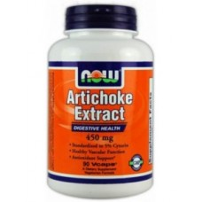 NOW Foods Artichoke Extract 450  mg