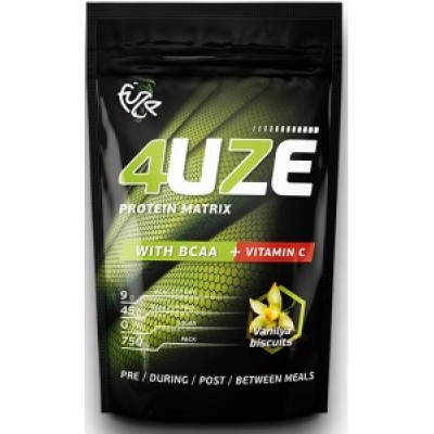 4UZE Protein Matrix BCAA plus Vitamin C