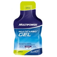 Multipower Multi Carbo Gel & L-Carnitine
