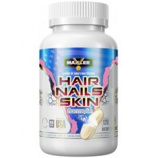 Maxler Hair nails and skin formula