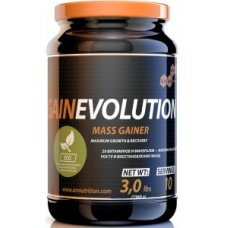 Anna Nova Nutrition Gainevolution