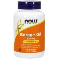 NOW Foods Borage Oil 1000 mg