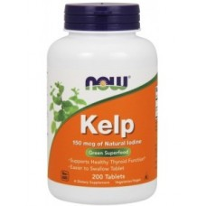 NOW Foods Kelp 150 mg