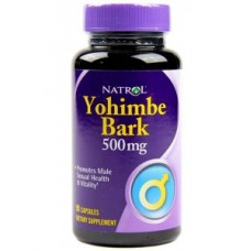 Natrol Yohimbe Bark 500 mg