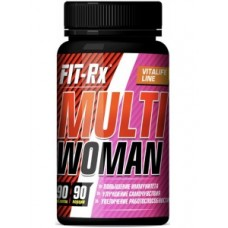 Fit Rx Multi Woman